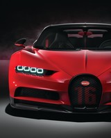 Bugatti Chiron Sport Geneva Motor Show