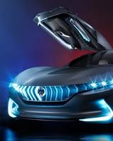 Hybrid Kinetic GT Geneva Motor Show