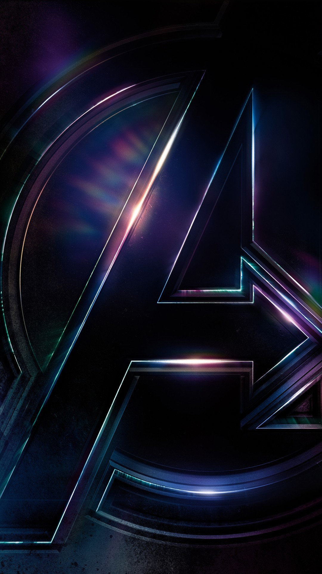 Free Avengers Infinity War Logo phone wallpaper by snoopy41