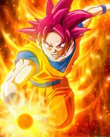 Super Saiyan God Dragon Ball Super Super