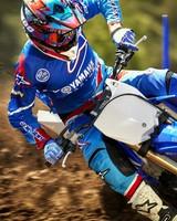 Yamaha YZ250 Motocross Motorcycle