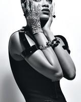 Rihanna W Magazine