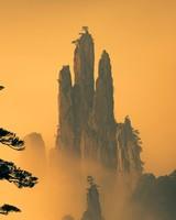 Huangshan Mountains