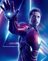 Iron Man in Avengers Infinity War