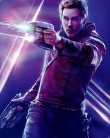 Star Lord in Avengers Infinity