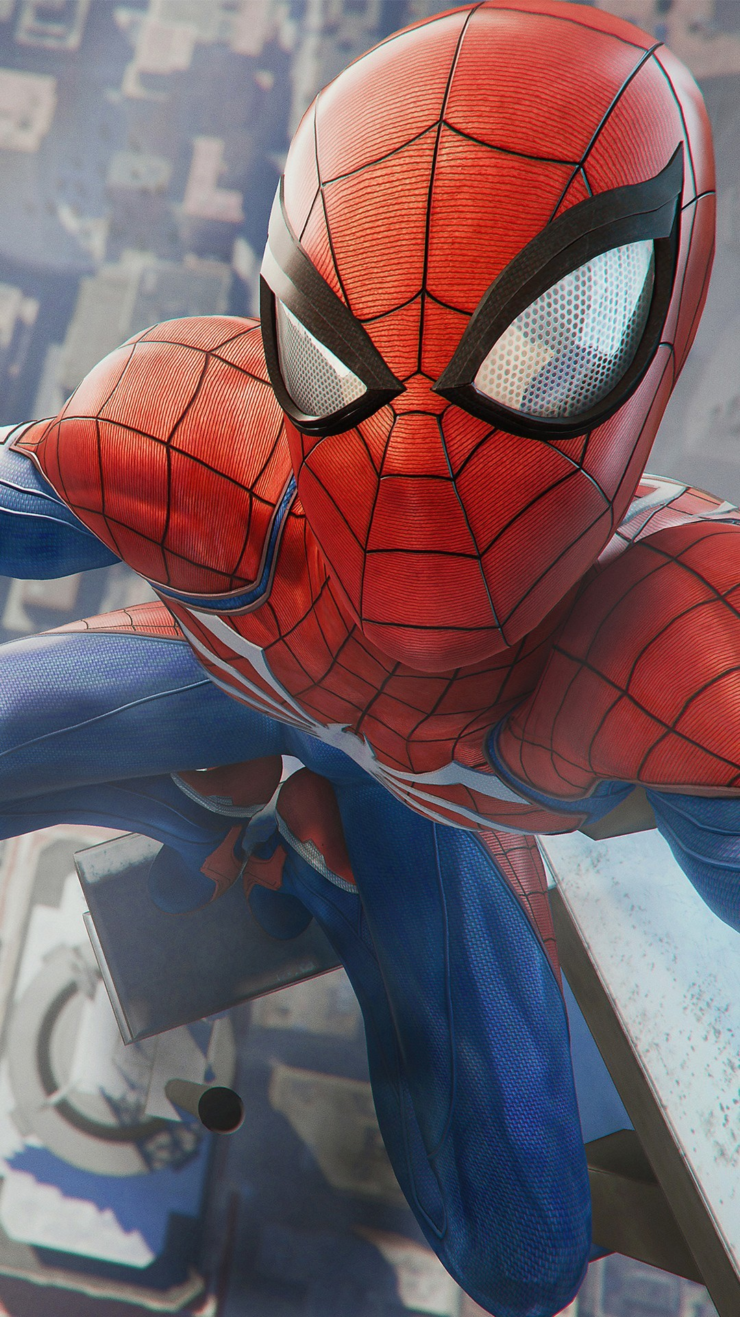 Free Spider Man Game phone wallpaper by tonyanc56