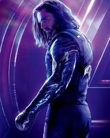 White Wolf in Avengers Infinity War Sebastian Stan