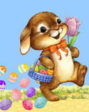 Free here comes peter cottontail phone wallpaper by amandug
