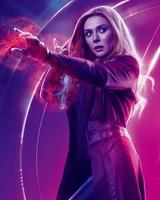 Elizabeth Olsen as Scarlet Witch Avengers Infinity War