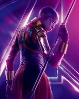 Danai Gurira as Okoye Avengers Infinity War