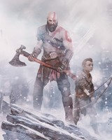 God of War (PS4) Norse mythology