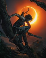 Shadow of the Tomb Raider 2018 Puzzle Video Game