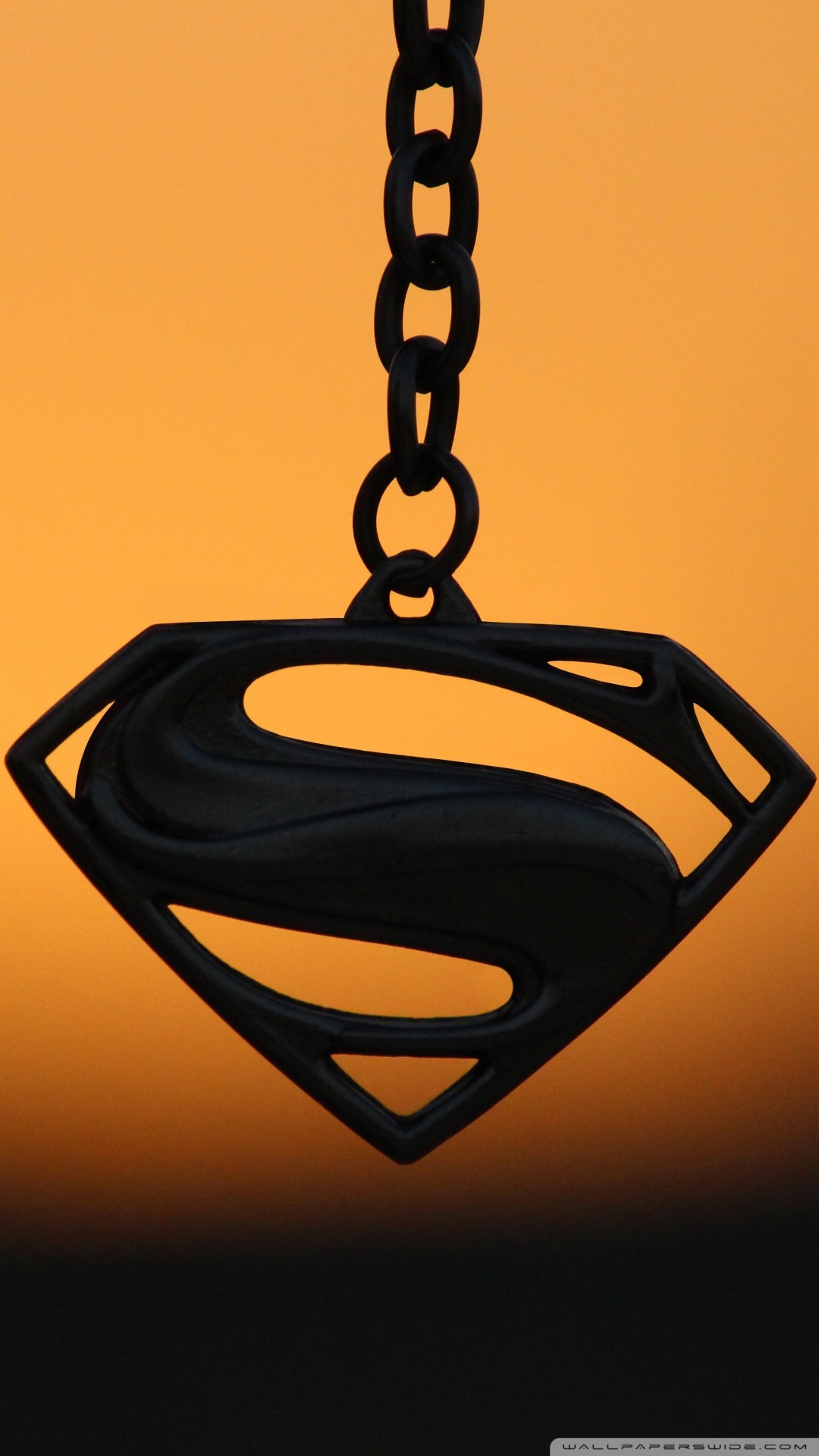 Free SUPERMAN LOGO phone wallpaper by mantha2012
