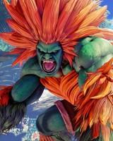 Street Fighter V Blanka