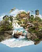 Jurassic Park Island