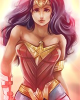 Wonder Woman Artwork