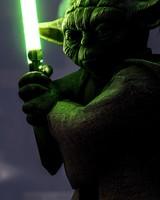 Yoda in Star Wars Battlefront