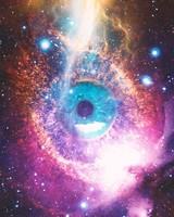 Cosmic Space Eye
