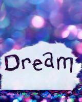 Dream Glitter Bokeh