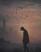 Alone Silhouette