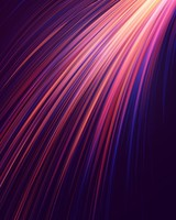 Neon Rays Honor MagicBook Stock