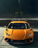 Novitec Lamborghini Huracan Perfomante