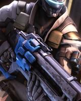 Soldier 76 Overwatch Artwork