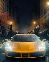 Ferrari & Racing horses