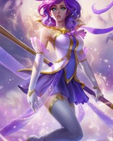 Janna in League Of Legends