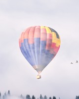 Hot air Balloon Mist
