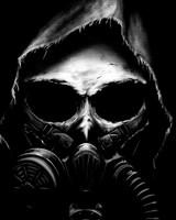 Apocalyptic Skull