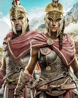 Assassins Creed Odyssey, Kassandra, Alexios