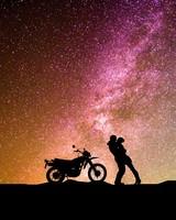 Lovers Paradise Milky Way