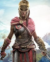 Kassandra in Assassin's Creed Odyssey