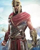 Alexios in Assassin's Creed Odyssey