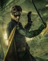 Robin in Titans