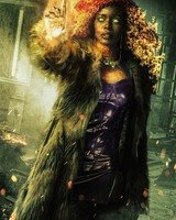 Starfire in Titans TV Series