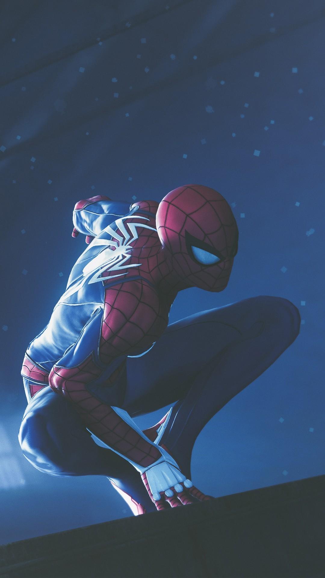 Free Spider-Man  Game phone wallpaper by smurfette97