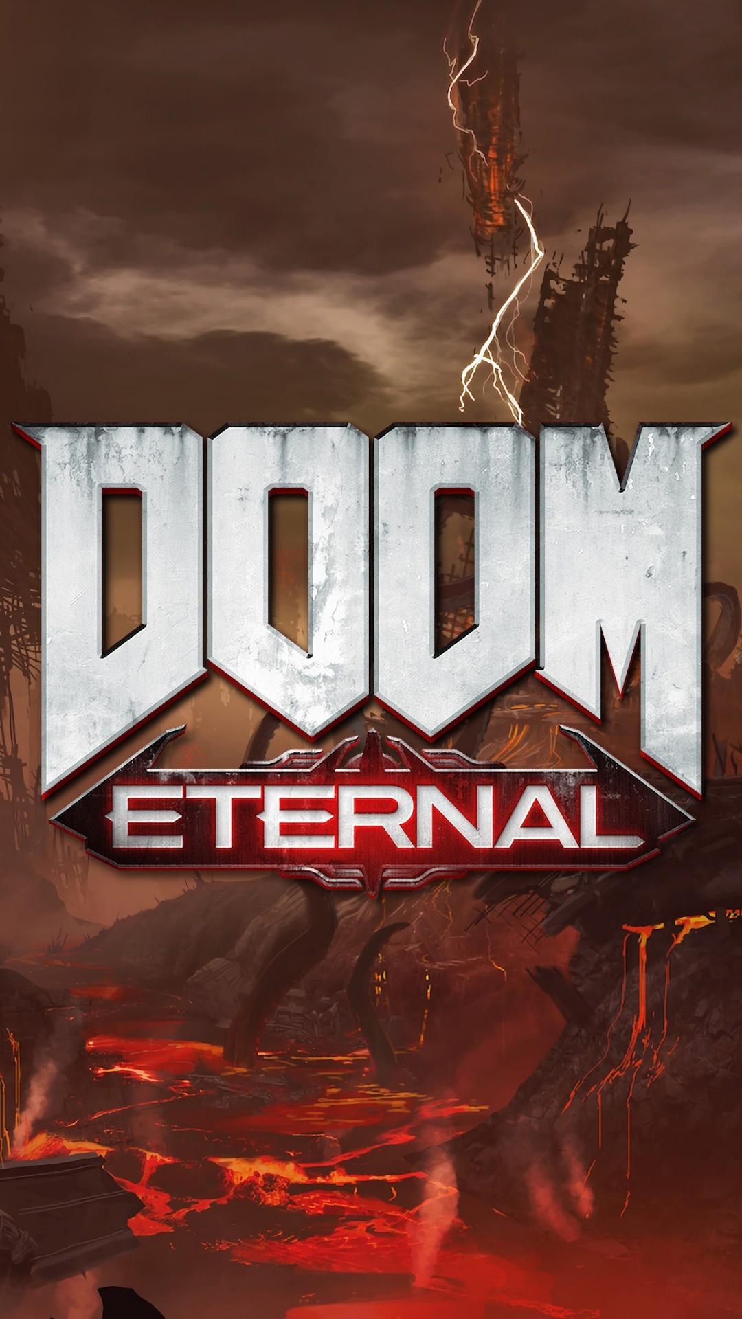 Free Doom Eternal phone wallpaper by stymeshady