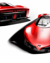Rivaz Concept Car wallpaper 1