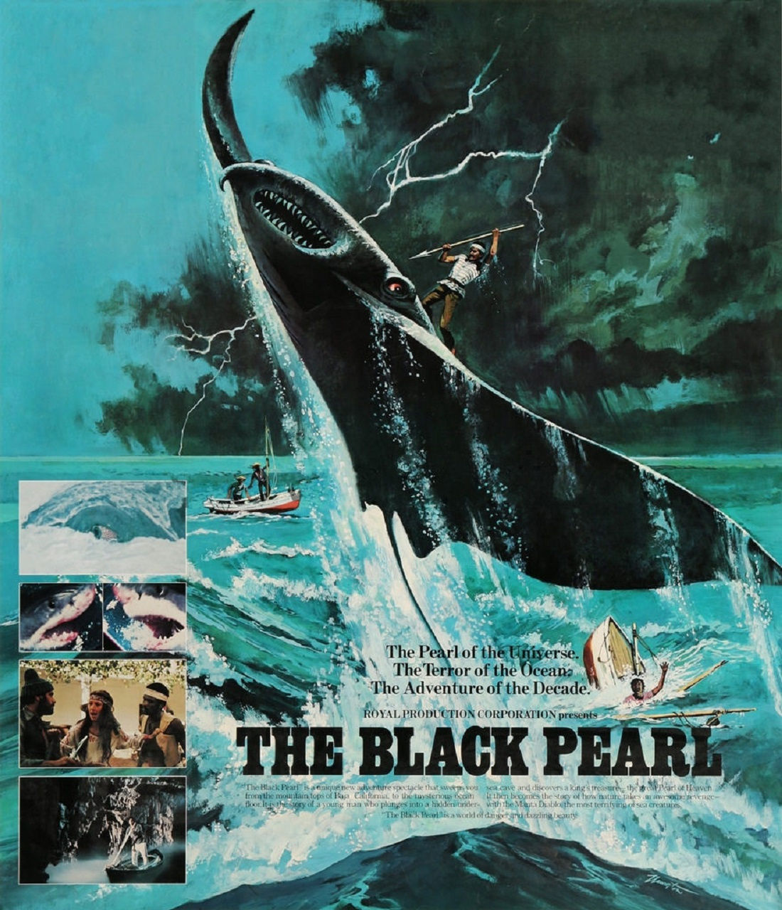 Free The Black Pearl Movie 1977 Vintage phone wallpaper by zombozo