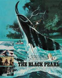 The Black Pearl Movie 1977 Vintage