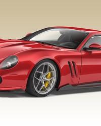 Ares Design Ferrari 250 GTO Design Concept