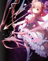 Warrior Anime Girl