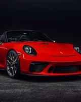 Porsche 911 Speedster Concept II wallpaper 1