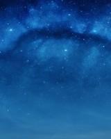 Starry Blue Sky