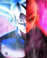 Goku vs Jiren