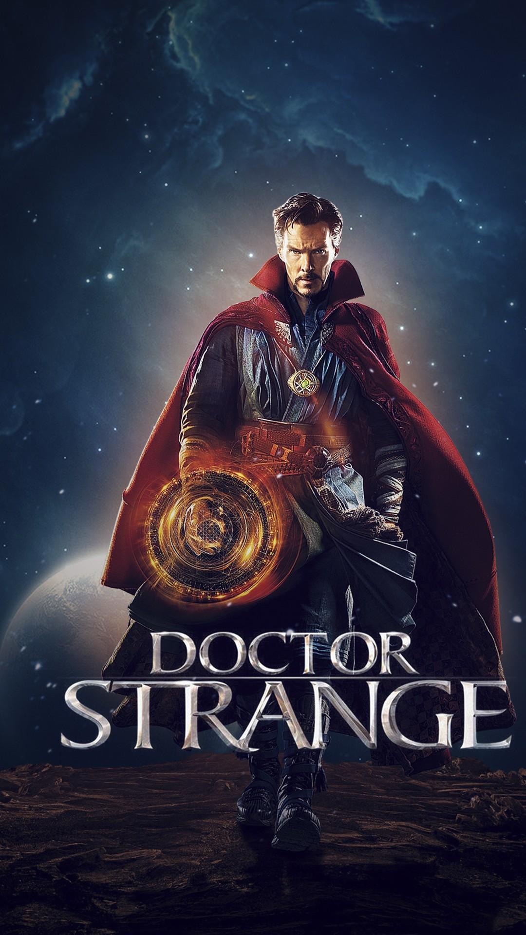 Free Doctor Strange phone wallpaper by ritajw