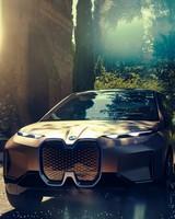 BMW Vision iNEXT Future car