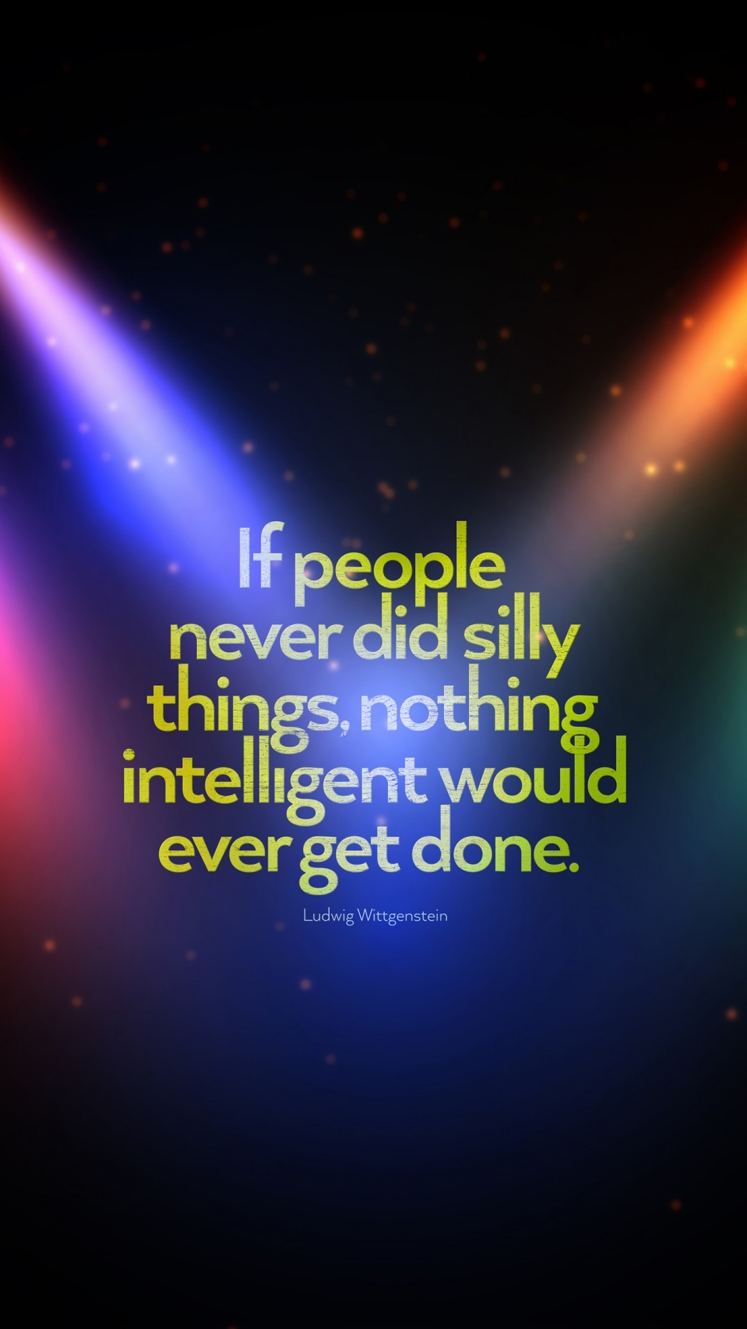 Free Intelligent Popular Quotes phone wallpaper by csr489666
